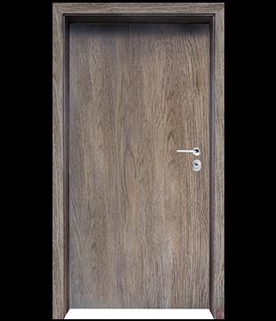 Блиндирана Входна врата Clasiko цвят Ntekape